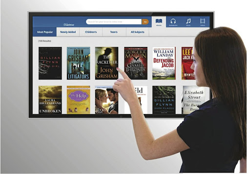 Titles at fingertips: Gauteng's OverDrive platform allows library members to borrow e-books to read on their computers and digital devices. Picture: SUPPLIED