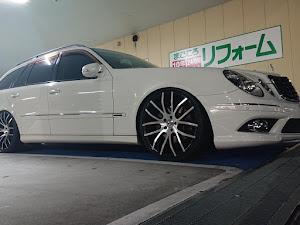 Eクラス ステーションワゴン W211 E350 アバンギャルドSのカスタム事例画像 nanaさんの2021年02月28日19:08の投稿