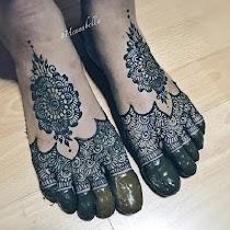 Foot/Feet Mehndi Designs - screenshot thumbnail 05