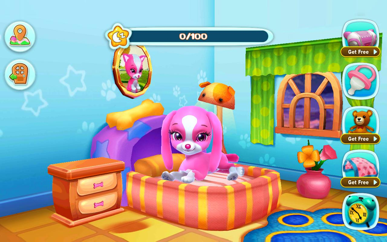 Puppy Love - My Dream Pet - Android Apps on Google Play