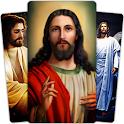 Jesus Wallpapers HD - Christ Wallpapers Offline icon