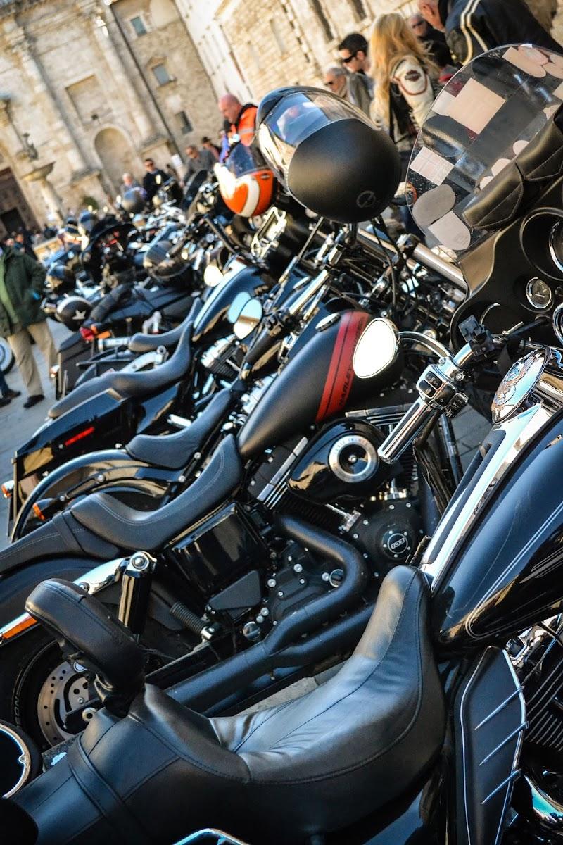 Ordine Parcheggio Harley Davidson di Didi - Diana Gabrielli