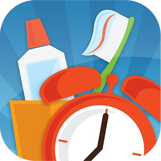 Happy Kids Timer – Morning education game for kids (app)