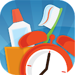 Happy Kids Timer – Morning education game for kids Icon