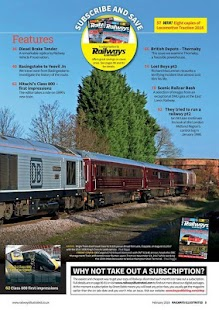 Railways Illustrated- screenshot thumbnail