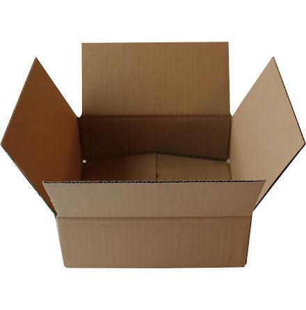 Postanpassad låda 186x186x58