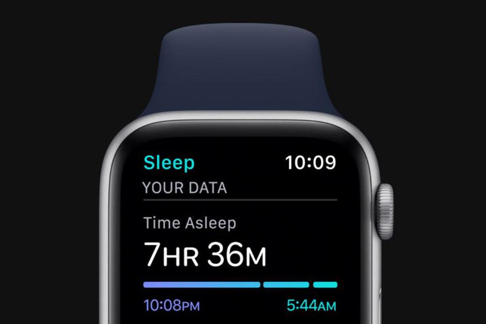 đồng hồ Apple Watch Series 6 GPS 40mm giúp Cải thiện giấc ngủ, tinh thần sảng khoái