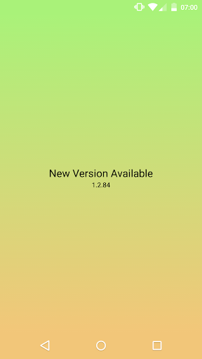 New Version Available screenshots 7