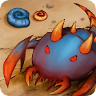 Claw.io Swarm - Spore Creatures Evolution icon