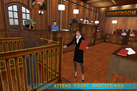 Virtual Lawyer Mom Family Adventure 9