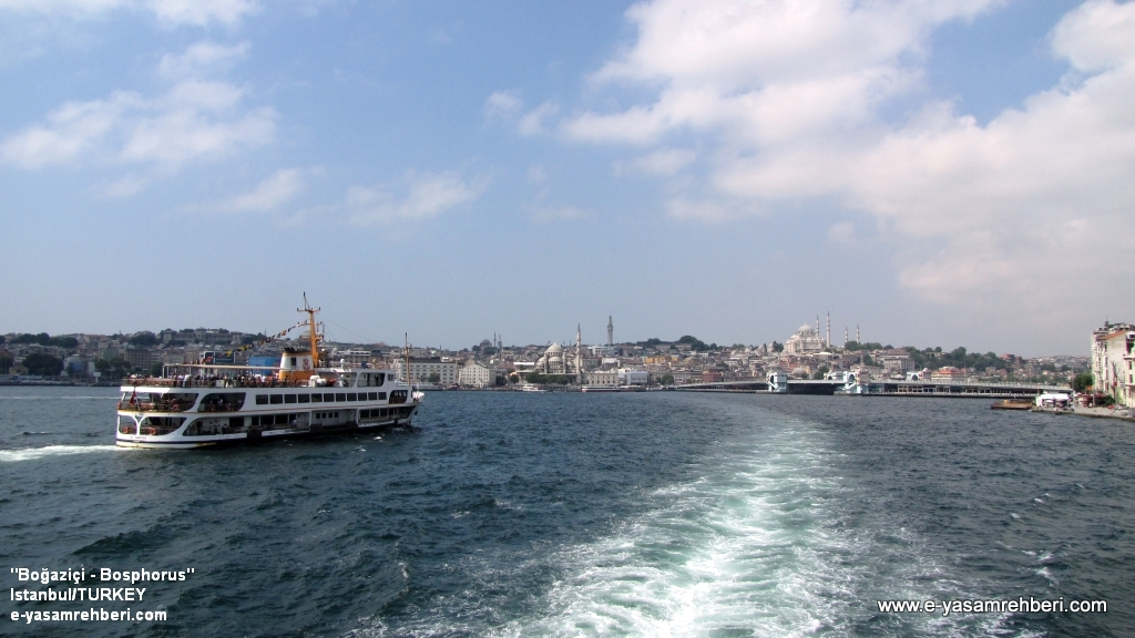 eminönü galata köprüsü