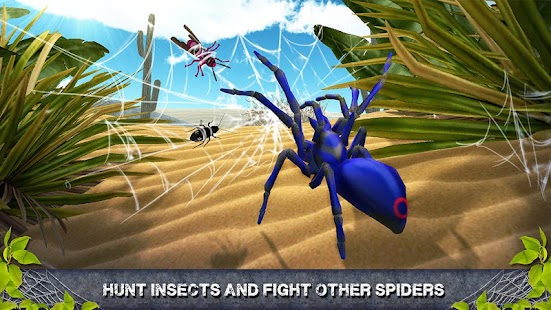 Black Widow Simulator - Amazing Spider Hunt 3D - náhled