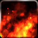 KF Flames Live Wallpaper icon