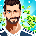 Idle Eleven - Be a millionaire soccer tycoon icon