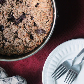 Gluten-Free Oatmeal Cherry Scones