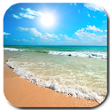 Beach Video Live Wallpaper icon