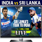 India VS Sri Lanka 2017 ODI Live free Streaming