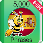Learn Spanish Phrasebook - 5,000 Phrases 2.0.5 (Premium)