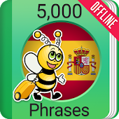 Learn Spanish - 5,000 Phrases