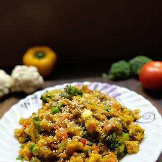 Cauliflower Rice Recipe