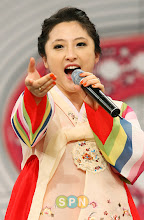 Photo: 中国朝鲜族女歌手金美儿《新阿里郎》迷倒韩观众