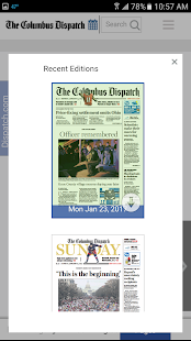 The Columbus Dispatch- Android- screenshot thumbnail