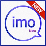 new imo free call video and chat tips Icon