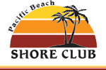 Logo for Pacific Beach Shore Club