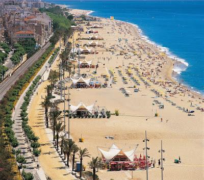 CALELLA - Playa del Garbí