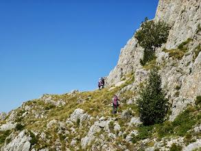 Photo: Avvicinamento alla Cresta Sud