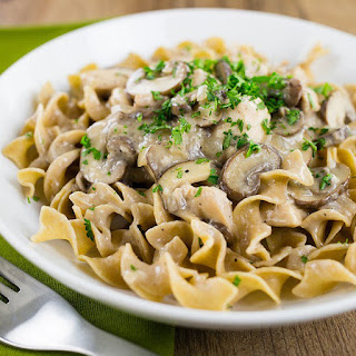 30-Minute Chicken Stroganoff