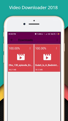 Video Downloader 1.6 screenshots 6