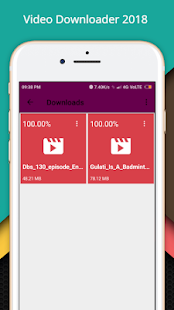 Video Downloader Screenshot