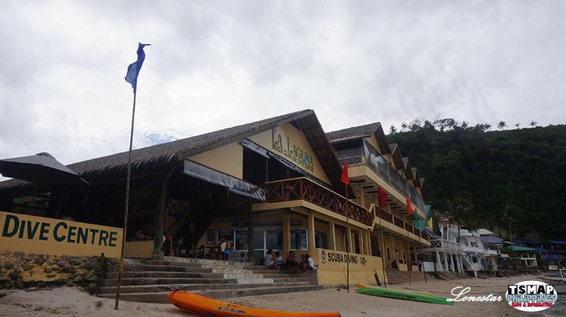 La laguna Beach Club