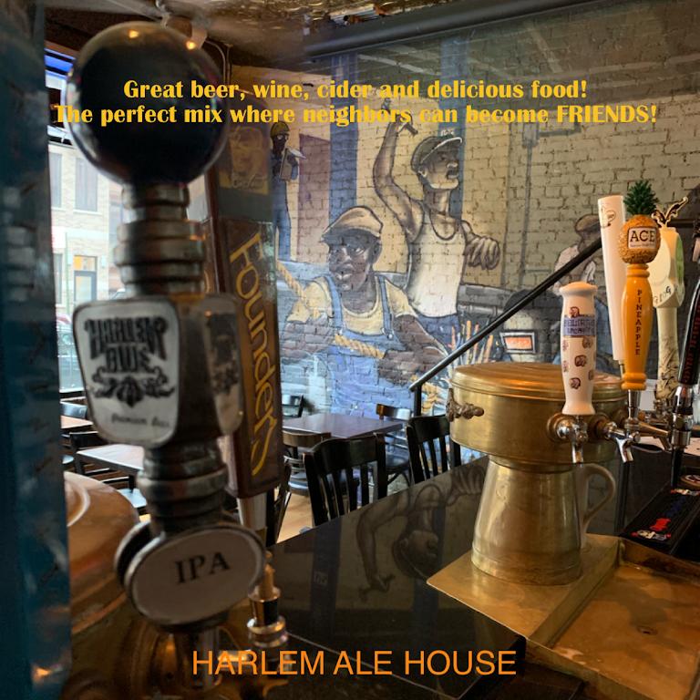 Harlem Ale House - American Restaurant in New York