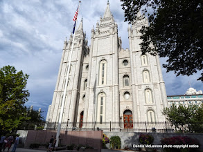 Photo: Salt Lake LDS Temple