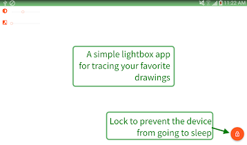 Tracer!  Lightbox drawing app - screenshot thumbnail 03