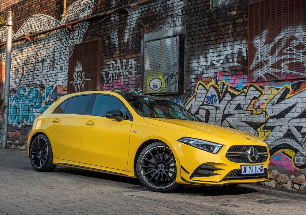 REVIEW | New 2020 Mercedes-AMG A 35 4MATIC is anything but mellow