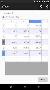 eTape16 Spreadsheet by Velocity Robotics - náhled