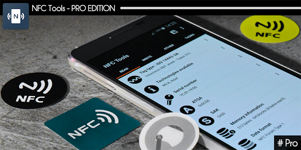 NFC Tools – Pro Edition 9