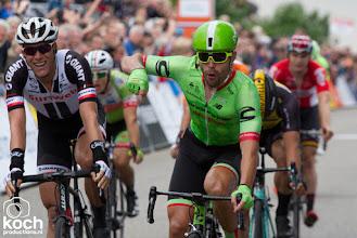 Photo: 25-06-2017: Wielrennen: NK weg elite: MontferlandRamon Sinkeldam (Team Sunweb) wint NK Elite, Wouter Wippert tweede, Dylan Groenewegen derde