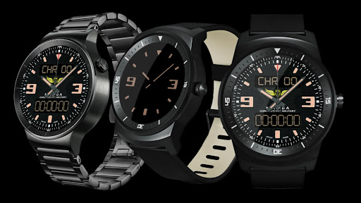ChronotimerMilitary Watch Face