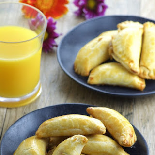 Fig and Cheese Empanadas.