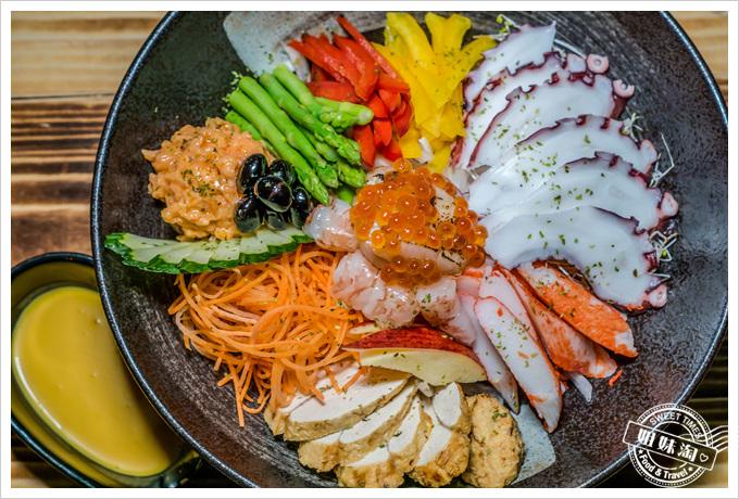 虎鮮食海鮮沙拉