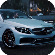 Game Real Mercedes-Benz C63 Racing 2018 APK for Kindle
