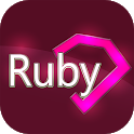 Ruby Fortune Wheel icon
