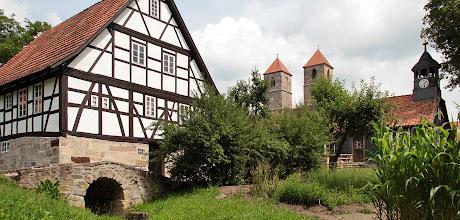 Photo: Kloster Veßra