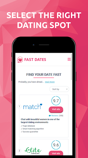Fast Dates u2013 From flirts to trysts 1.0 screenshots 1