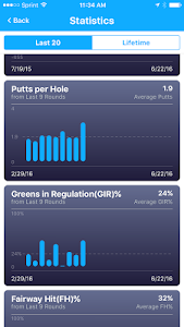 18Birdies Golf GPS Scoring screenshot 5
