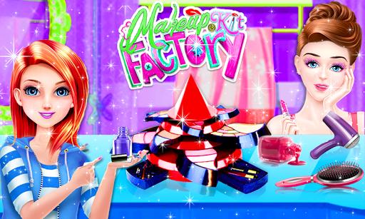 Best Makeup Kit Factory👸 Magic Fairy Beauty Game 1.0.1 screenshots 1